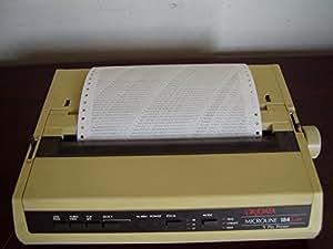 Amazon.com: Okidata Microline 184 Turbo 9 Pin Printer With