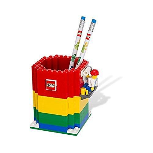 Pencil Holder Minifigure Pencils 850426
