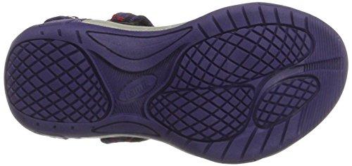 Kamik Lowtide2 - Sandalias Niñas Violett (Purple/Violet)