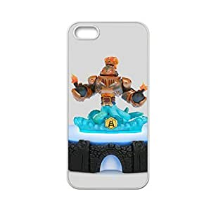 Generic Printing With Skylanders 2 Protection Back Phone Case For Girls For Iphone 5 Gen 5S Choose Design 3