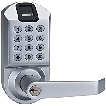 Amazon Com Ardwolf A30 Keyless Smart Door Lock Keypad