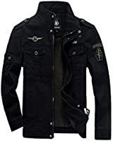 Men's Military Style Air Force jacket Military Coat