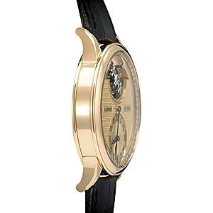 Leroy 18K Rose Gold Osmior Tourbillon Chronometer Regulator LL106/3