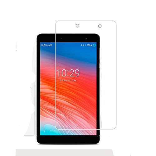 Zshion CHUWI Hi8 SE Tablet Screen Protector,9H Hardness Tempered Glass Screen Protector for CHUWI Hi8 SE 8 Inch with Anti-Fingerprint Bubble-Free Crystal Clear