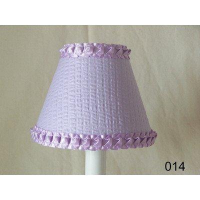 Silly Bear Lighting Simply Lavender Lamp Shade, Lavender