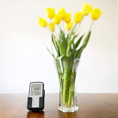 Multiple Purposes Case Holder for Corentium Home Radon Detector via Airthings, for Desktop and Wall-Mounted