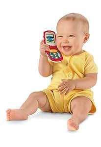 Fisher-Price Brilliant Basics Friendly Flip Phone (6 Months +)