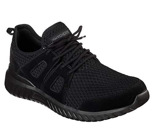 Nero Uomo Flex Sneaker Elite Skechers xtI51O5