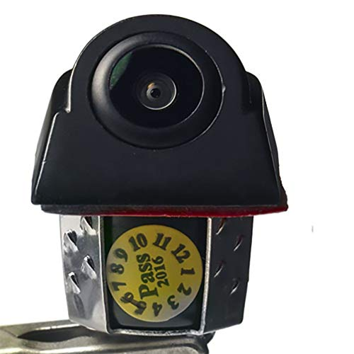 Audiovox Voxx Universal Mount Back-up Camera with Dynamic Parking Lines