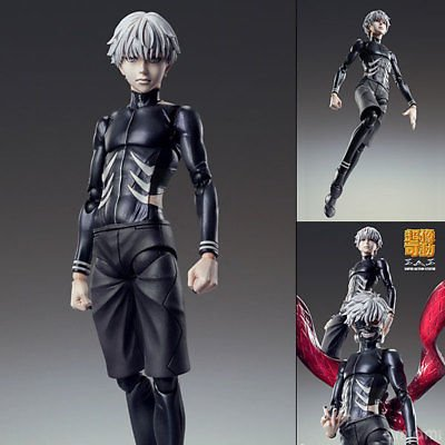TONGROU Ken Kaneki Awakened Kakusei Ver PVC Figure by Medicos ACTION FIGURE