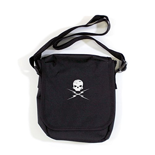 Man Arcane Bag Shoulder Store Black Cotton xrvXrEnqzw