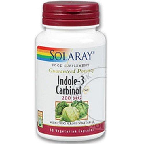 (Solaray Indole-3 Supreme 200mg 30 capsule )