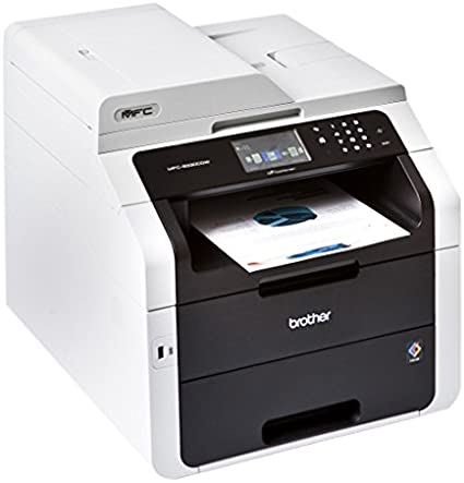 Brother MFC-9330CDW - Impresora multifunción láser color (LED, fax ...