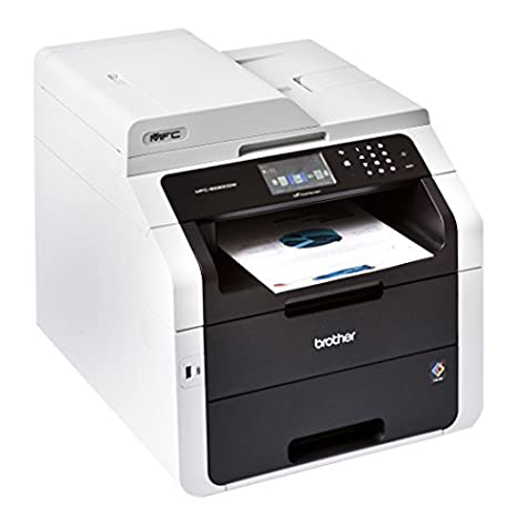 Brother MFC-9330CDW - Impresora multifunción láser color (LED, fax ...