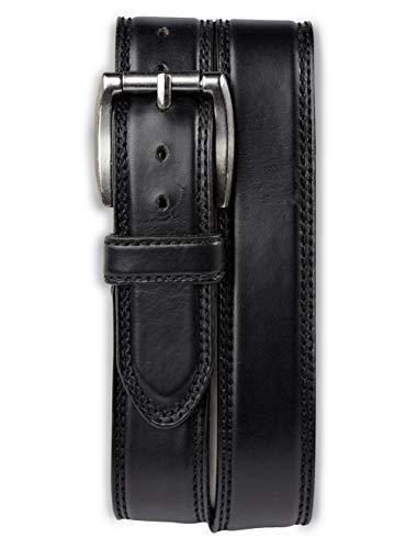 [해외]하버 베이 바이 DXL 크고 긴 와이드 가죽 청바지 벨트 / Harbor Bay by DXL Big and Tall Wide Leather Jeans Belt