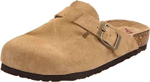 Academie Portsmouth Clog (Toddler/Little Kid/Big Kid),Dirty Buck Suede,13 M US Little Kid - Toddler Dirty Buck