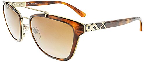 Burberry Women's 0BE4240 Light Havana/Brown Gradient - Us Burberry.com