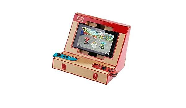Soporte de Caja DIY Soporte de cartón Arcade Bracket para Nintendo Switch: Amazon.es: Juguetes y juegos