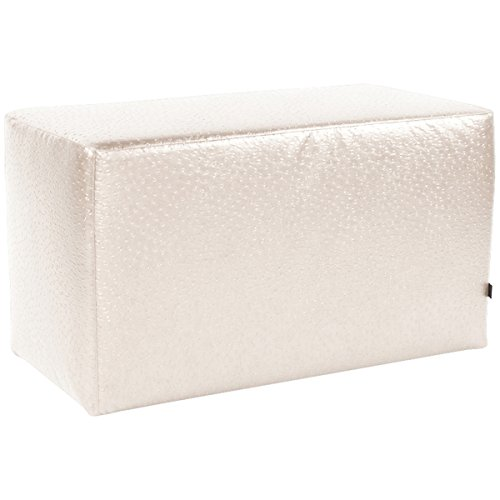 Howard Elliott C130-262 Replacement Cover for Universal Bench, Ostrich Pearl by Howard Elliott Collection