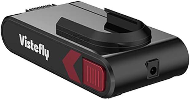 22,2 V Vistefly VX/&V10 PRO batteria al litio ricaricabile da 2200 mAh Batteria di ricambio per aspirapolvere senza filo