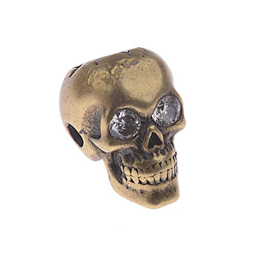 - Mikash Wolf Head Skull Star Wars Head Alloy Bead Fit Animal DIY Bracelets Gift | Model BRCLT - 8021 |