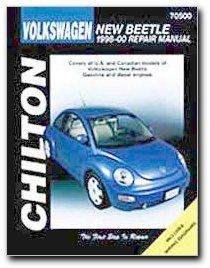 Chilton Volkswagen New Beetle (1998 - 2010) Repair Manual (70500)