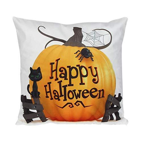 HITRAS Pillowcases Clearance- Halloween Pillow Case Sofa Waist Throw Cushion Cover Home Decor 18