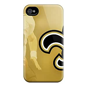 Iphone Cases - Cases Protective For Iphone 4/4s- New Orleans Saints