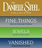 img - for Danielle Steel Value Collection: Fine Things, Jewels, Vanished book / textbook / text book