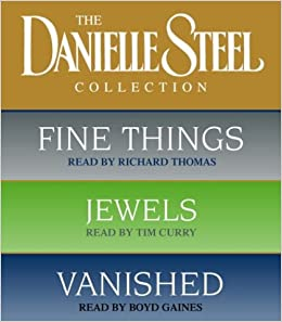 \\DOC\\ Danielle Steel Value Collection: Fine Things, Jewels, Vanished. solution check looked version hotels