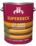 SUPERDECK OIL HONEY 1G