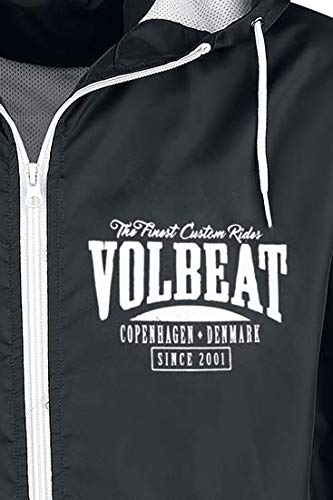 Vent Faster Louder Coupe Volbeat Noirblanc And Y6ybfmIg7v