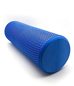 45cm/60cm/90cm EVA Foam Roller Yoga Pilates Exercise Back Home Gym Massage Physio (90)