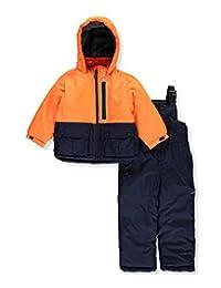OshKosh boys Toddler Boys Orange Boys Hw Snowsuitb2178s91