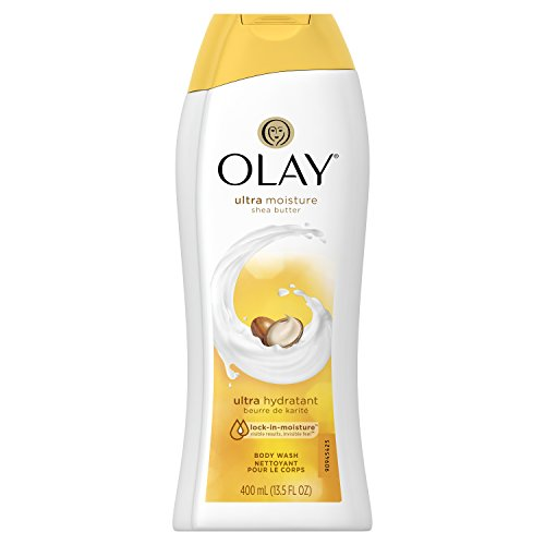Olay Ultra Moisture Butter Packaging