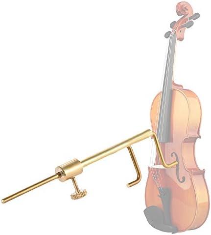 50 Stk.Violine Sound Post mit Edelstahl Gauge für 4//4 Violin Viola Luthier Tool