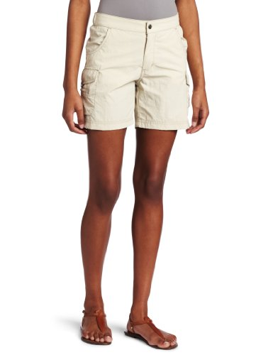 White Sierra Womens Crystal Cove River Short Medium Stone