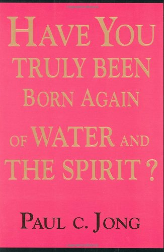 Have You Truly Been Born Again Of Water And The Spirit? - Religion - Nairaland