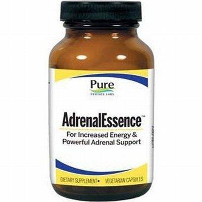 Pure Essence Labs Multi-Vitamin, Essence surrénale, 30 comte