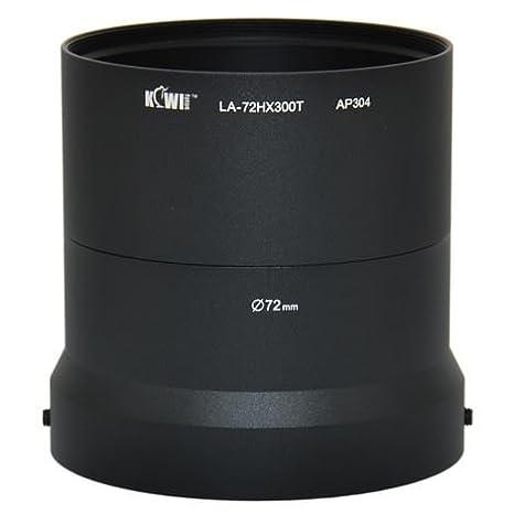 JJC KiwiFotos LA-72HX300T 72mm Lens Adapter..