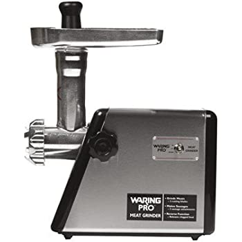 Amazon.com: Waring Pro MG100 Meat Grinder: Kitchen & Dining