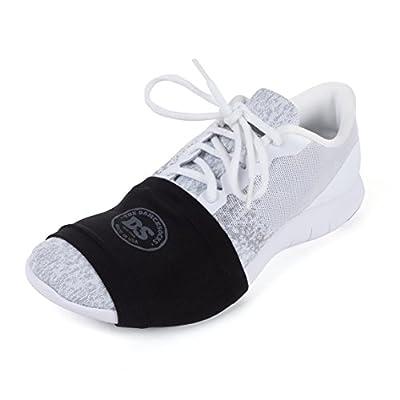 THE DANCESOCKS - Over Sneaker Socks for Dancing on Smooth Floors (4 Pair Packs). 100% USA Made.