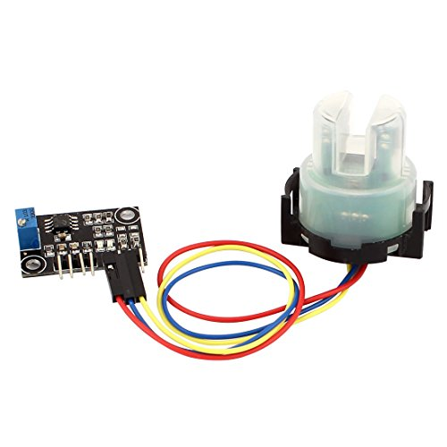 (uxcell Liquid Suspended Particles Turbidity Sensor Detection Module Kit)