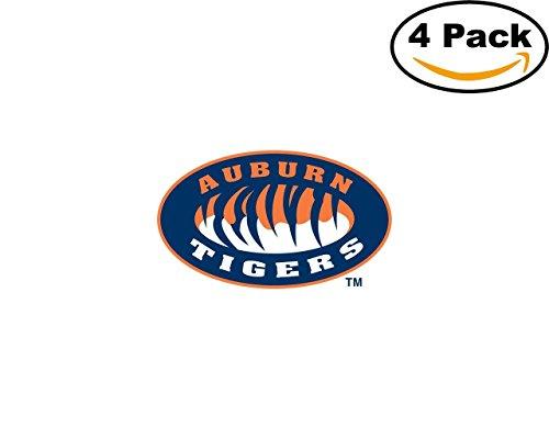 versity Vinyl Sticker Decal Logo NCAA 4 Bumper Window Stickers 4X4 ()