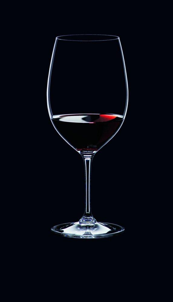 Riedel VINUM Bordeaux/Merlot/Cabernet Wine Glasses, Pay for 6 get 8 by Riedel (Image #2)