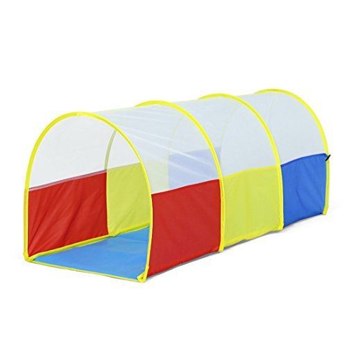 Truedays® Arched Play Tunnel Toy Tent Child Kids Pop up Discovery Tube Playtent51.6  sc 1 st  C&ing Companion & Truedays® Arched Play Tunnel Toy Tent Child Kids Pop up Discovery ...