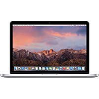 Apple MacBook Pro 15 Laptop Intel Quad Core i7 2.7GHz (ME665LL/A) Retina Display, 16GB Memory, 512GB Solid State Drive, (Certified Refurbished)