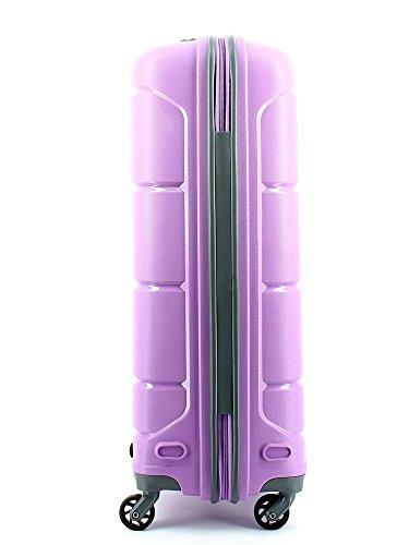 Roncato 413482 Trolley medio Valigeria Viola