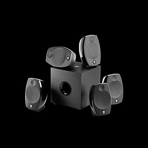 Focal SIB EVO 5.1 Two Way 150W Compact Bass-reflex Home Cinema Speakers Systems by Focal