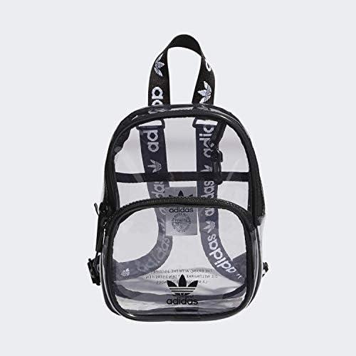 adidas Originals unisex-adult Clear Mini Backpack